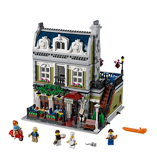 Lego Creator 10243 Pariser Restaurant - Partnerlink