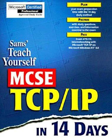 Sams Teach Yourself MCSE TCP/IP in 14 Days por Sams Development Group