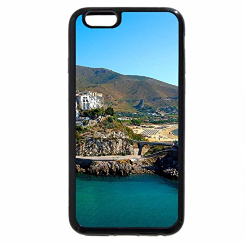 iPhone 6S / iPhone 6 Case (Black) Sperlonga_Italy