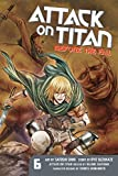 Attack on Titan 6: Before the Fall