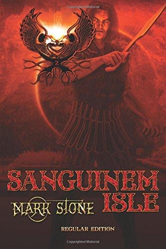Calasade: Sanguinem Isle: Illustrated Greco-Roman Fantasy Novel: Volume 3