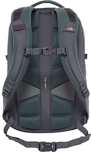 The North Face Mens' Borealis Backpack – Green/Spruce Green/Lantern Green, One Size