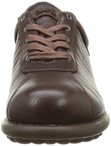 Camper Pelotas Ariel, Sneakers Basses femme Marron (Dark Brown)
