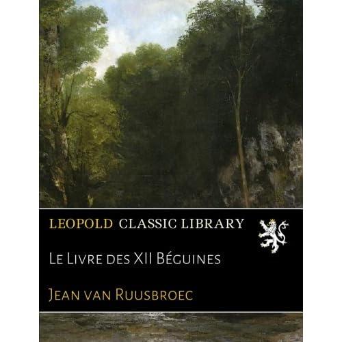Le Livre des XII Béguines