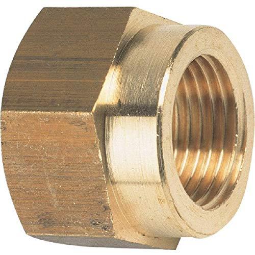 Raccord laiton hexagonal réduit à visser - F 1/2 à visser - F 3/8 - 240G - Thermador