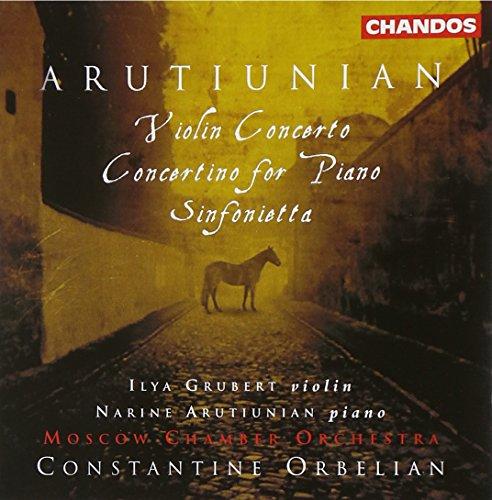 Preisvergleich Produktbild Concerto For Violin und OrcheSt. u.a.