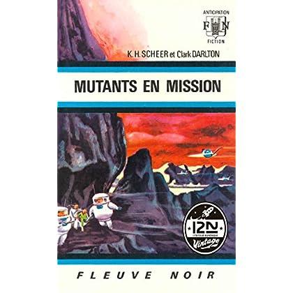 Perry Rhodan n°14 - Mutants en mission