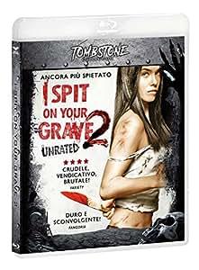 I Spit on Your Grave 2 - Tombstone con Card Tarocco da Collezione (Blu-Ray)