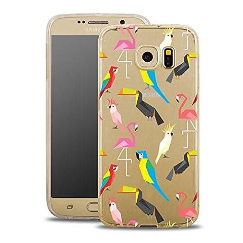 OOH!COLOR® Design Case für Samsung Galaxy S7 EDGE Hülle MPA138