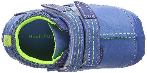Hush Puppies Eddy, Sandali Unisex – Bimbi 0-24 Blu (Blue)