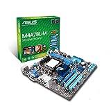 Asus M4A78L-M - Placa Base (8 GB, DDR2 1200(O.C.)/1066/800/667, AMD, Socket AM3, PhenomTMII/AthlonTMII/PhenomTM / AthlonTM /SempronTM, VT1708S)
