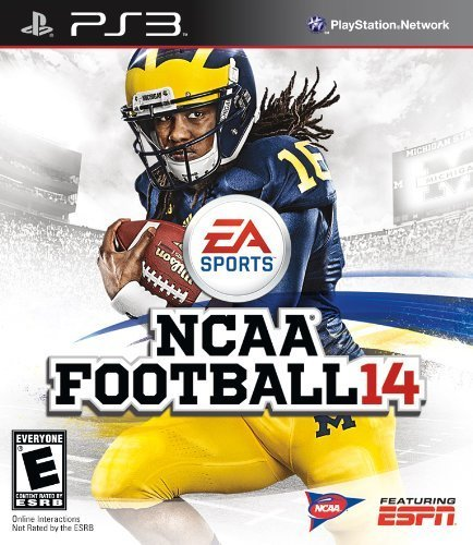 NCAA Football 14 (PS3) US-Import (Ncaa Football Pc)