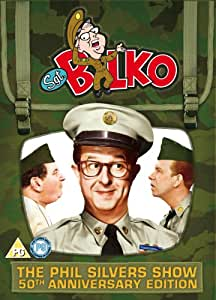 Sgt. Bilko: The Phil Silvers Show, 50th Anniversary Edition [DVD]