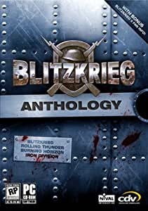 CDV Software Entertainment Blitzkrieg: Anthology, PC