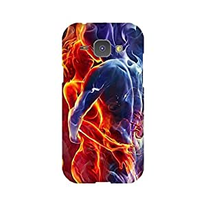 Yashas High Quality Designer Printed Case & Cover for Samsung Galaxy J1 (Love Couple)