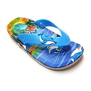 Angel Fashion Cute Dolphin Slippers for Girls