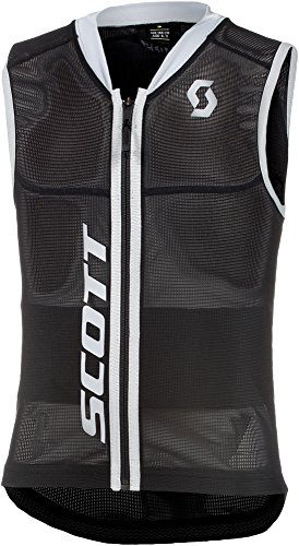 Scott Kinder Actifit Plus Schutzweste, Black/Grey, S