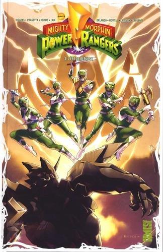Power Rangers - Tome 03: L'Ère de Repulsa