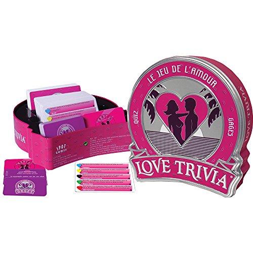 Love Trivia, le quiz de l'amour - spot games