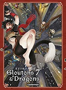 Gloutons et dragons Edition simple Tome 7