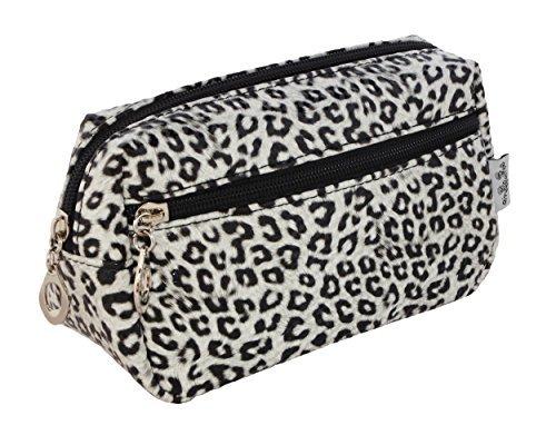 Bolsa de Cosméticos Donna de Maquillaje Animal patrón leopard Airee Fairee (Leopardo)