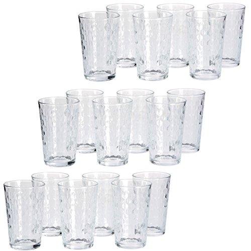 GRÄWE Trinkgläser Wassergläser 18 Stück 200