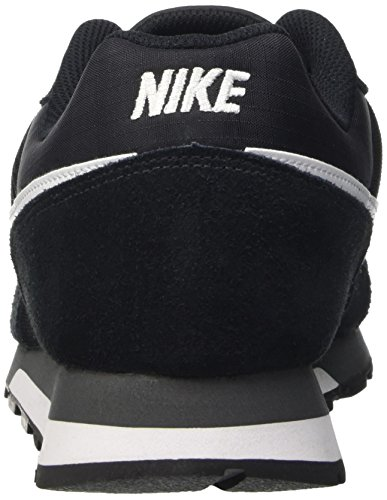 Nike  Md Runner 2, Sneakers Basses homme Noir (Black (010)010)