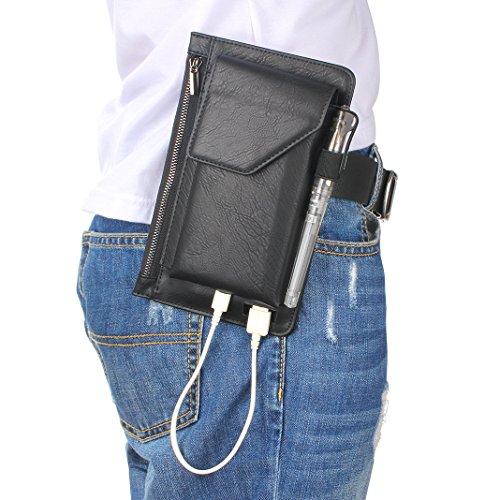 f0a4f30218 Custodia Marsupio Uomo Borsello per Smartphone, Moon mood® 6.3