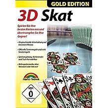 SKAT 3D Gold Edition - Premium Kartenspiel