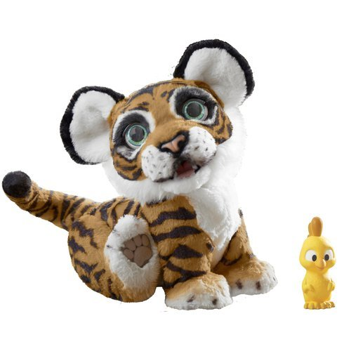 FurReal Roarin� Tyler the Playful Tiger Interactive Fun and Play Pet Kids Toy with 100+ Sound and Motion Combinations