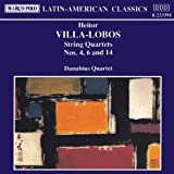 Quatuors à cordes n°4, 6 & 14