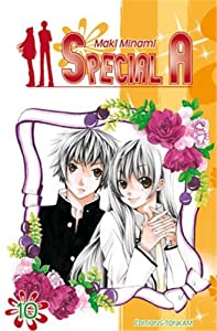 Special A Edition simple Tome 10