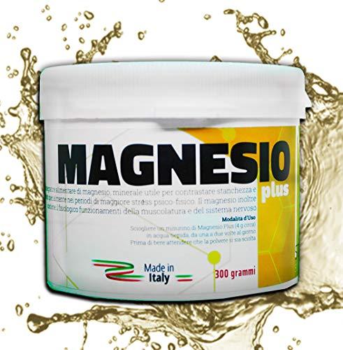 Zoom IMG-1 magnesio plus integratore cloruro acido