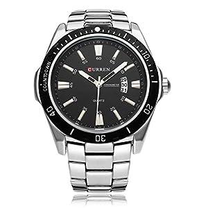 Horloge para hombre acople de Zilver–zilverkleurig de Unknown