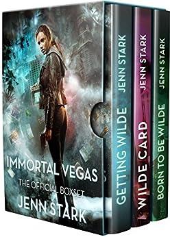 Immortal Vegas Series Box Set Volume 1: Books 0-3 by [Stark, Jenn]