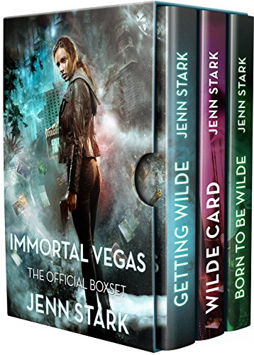Immortal Vegas Series Box Set Volume 1: Books 0-3 (English Edition) Urban Legends Season 2