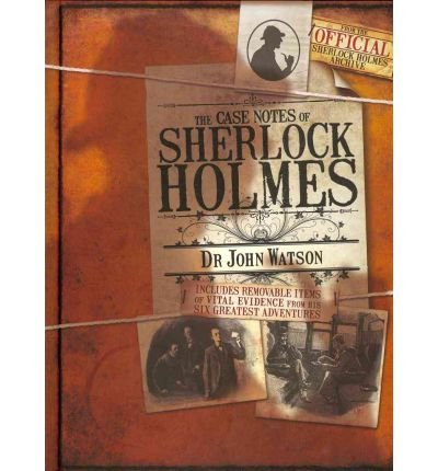 [(The Case Notes of Sherlock Holmes)] [Author: Guy Adams] published on (October, 2013)