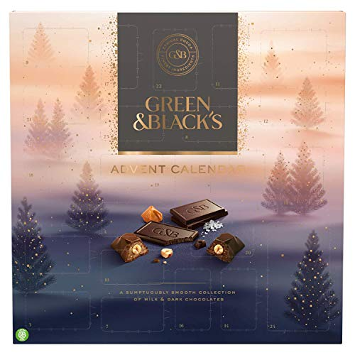 Green & Black's Advent Calendar, 238 g