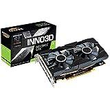 Inno3D GeForce GTX 1660 Twin X2. Processore grafico / fornitore: NVIDIA, Processore grafico: GeForce GTX 1060. Memoria Grafica Dedicata: 6 GB, Tipo memoria adattatore grafico: GDDR5, Ampiezza dati: 192 bit. Risoluzione massima: 7680 x 4320 Pixel. Ver...