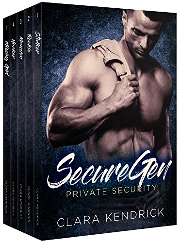 SecureGen: The Complete 5-Books Private Security Series