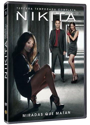 Nikita - Die komplette dritte Staffel [5 DVDs] EU-Import