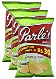 #8: MORE Combo - Parle Wafers - Cream N' Onion, 85g (Pack of 3) Promo Pack