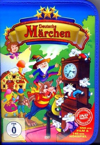 Preisvergleich Produktbild Deutsche Märchen - im Wallet [2 DVDs]