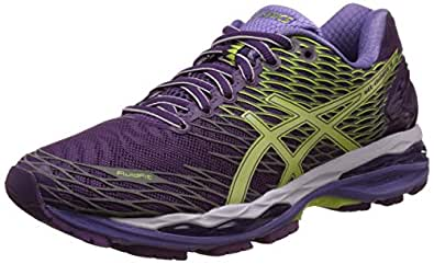 fe64b3838e2c ... ASICS Women s Gel-Nimbus 18 Lite-Show Running Shoes