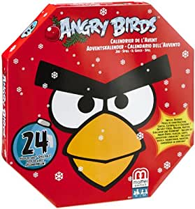 mattel bck27 angry birds adventskalender. Black Bedroom Furniture Sets. Home Design Ideas
