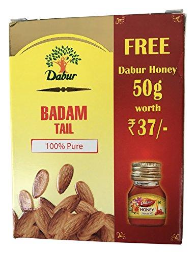 Dabur Badam Tail - 50 ml with Free Dabur Honey - 50 g  available at amazon for Rs.121