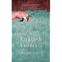 English Animals (English Edition)