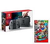 Nintendo Switch Console Grigio 32gb + Super Mario Odyssey