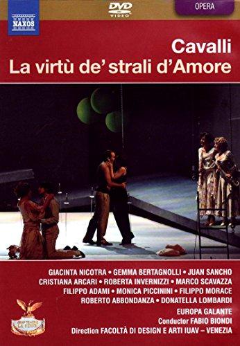 Preisvergleich Produktbild Francesco Cavalli: La Virtu De'Strali D'Amore