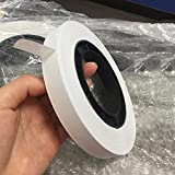 Pyle Pyle Currency Adhesive Tape Roll Audio Component Equalizer White (PRTPRMBN200RL)